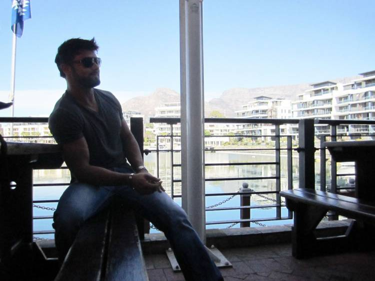 justin gabriel cape town south africa