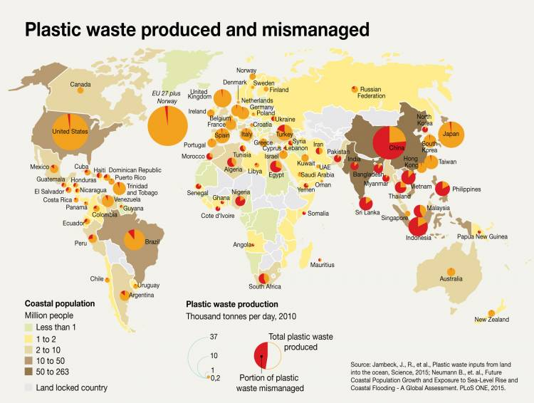 Plastic Free July The Facts About Ocean Plastics Blog